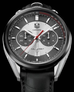 Carrera Cal. 1887 Jack Heuer limited edition