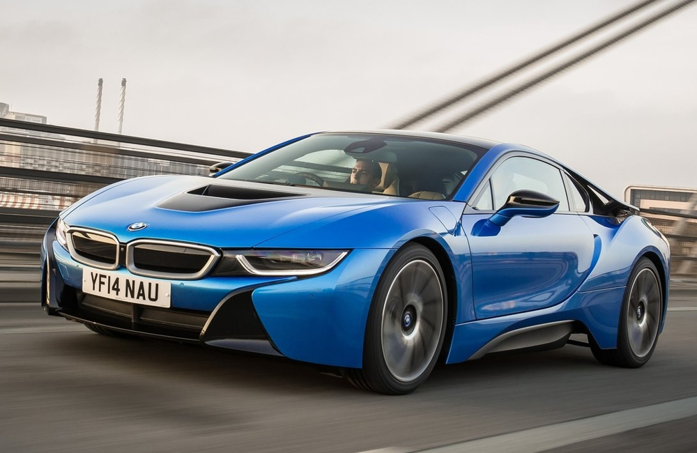 BMW i8 - test United Life (1)