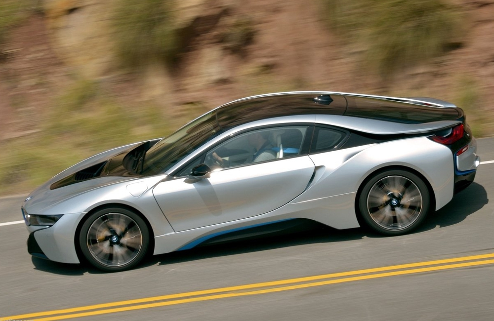 BMW i8 - test United Life (2)