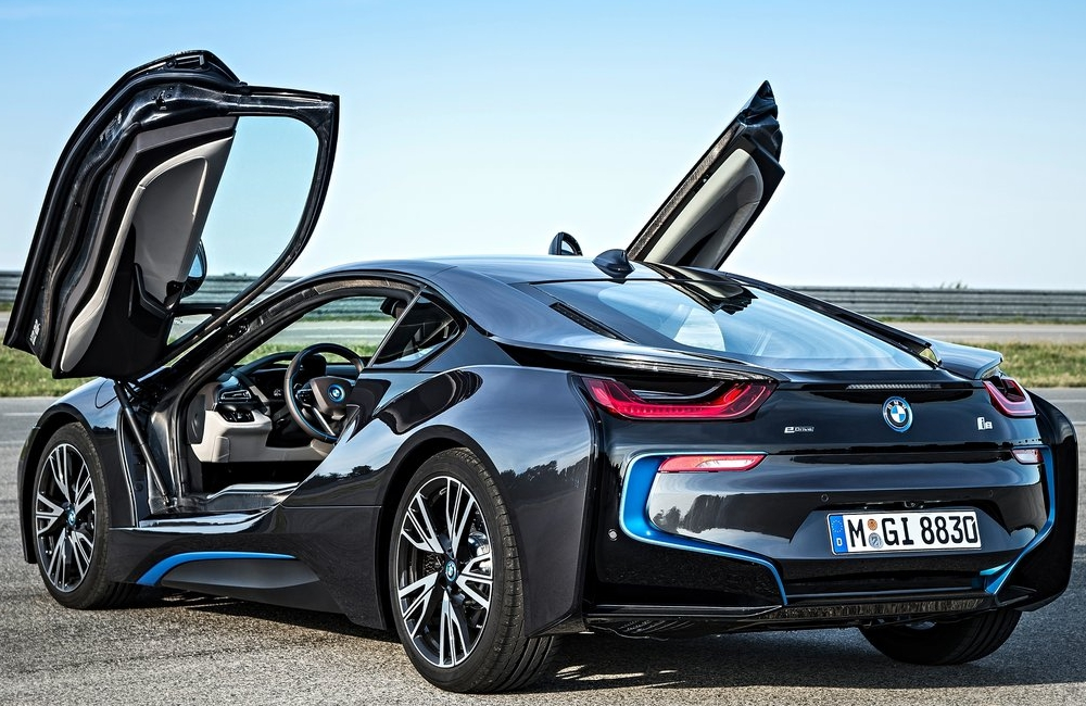 BMW i8 - test United Life (3)