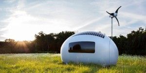 Ecocapsule is project based in Slovakia
