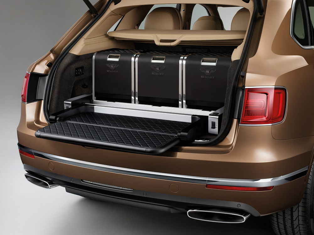 Bentley Bentayga (2017)